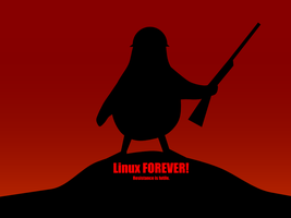 Linux Forever by Mixa87