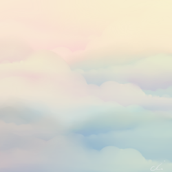 clouds by juenavei
