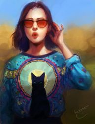 How to be a cool cat by k-atrina