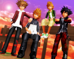 KH Boys New Casual Download by Lexalice