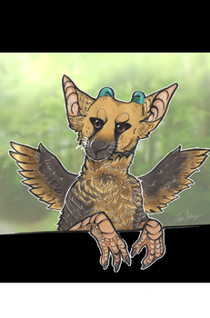 Lill Trico Poster by Shadow-Crystol