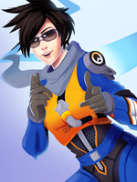 Slipstream Tracer by jellophish