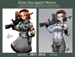The picture that started everything by EBR-KII