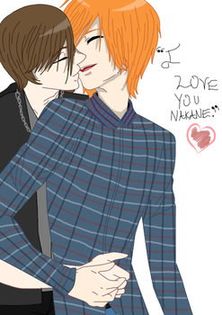 'I love you, Nakane' by Koran-David