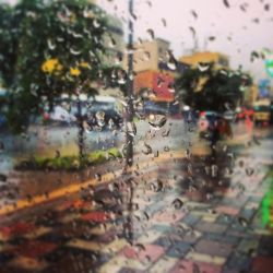 Rainy day in Colombo by CrazyNalin