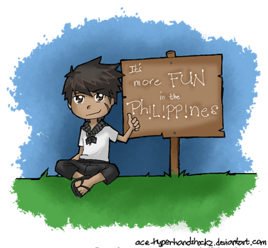 It's More Fun in the Philippines! by Ace-Hyperhandshockz