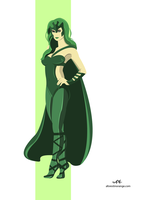 Polaris (Marvel) by FeydRautha81