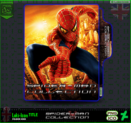 Spider Man Collection2 by Loki-Icon