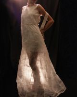 Dryer Sheet Dress - 1 of 2 by TwistedTextiles