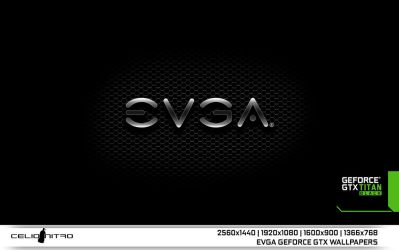 EVGA GeForce GTX Wallpapers by 18cjoj