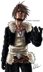 Squall leonhart Fan Art - Final Fantasy VIII by MCAshe