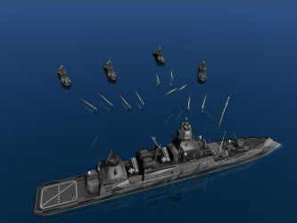 Naval Games by Helge129