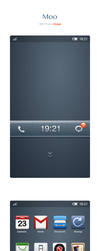 Moo Miui Theme Design by ituxxx