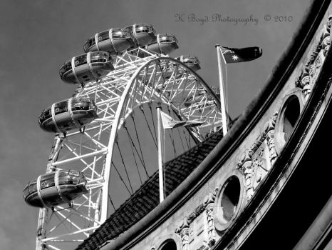 Old and New by K-Boyd-Photography
