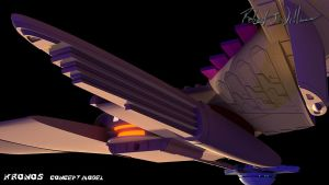 My Version Of Kronos 1 Study Model part 68 by XFozzboute