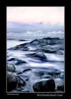Northumberland seascape 2 by newcastlemale