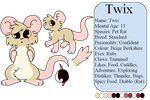 Twix Reference Sheet by MinoesTheKitty