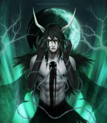 Ulquiorra Schiffer __ fetters of the soul by Zetsuai89