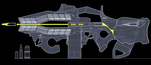 Technical drawing EPIC A1 by iPeg