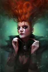 RED QUEEN by 88grzes