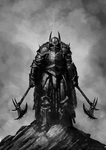 Chaos Knight by Rotaken