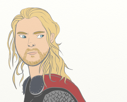Thor by 15ath