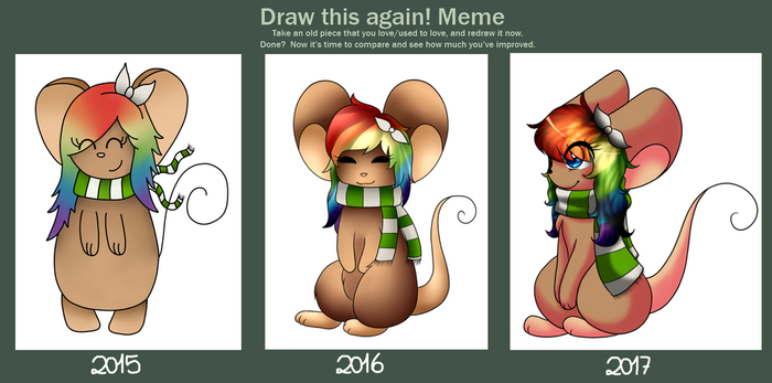 Before | After meme(? by Meluun