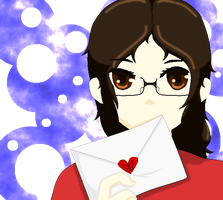 Love Letters by Zel-Holt