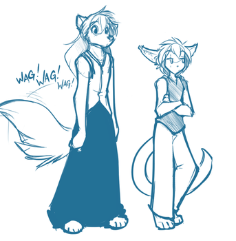 Wag Wag Wag by Twokinds