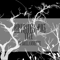 Brushes #03 (tree) by lucemare