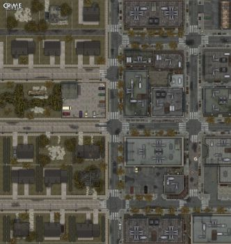 South Eastbay - day map by Altegore
