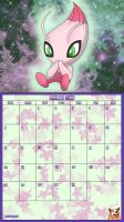 Pokemon 20th Anniversary Calender - March 2016 by AusLove