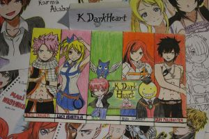 fairy tail by ken darkheart by Kenichi25
