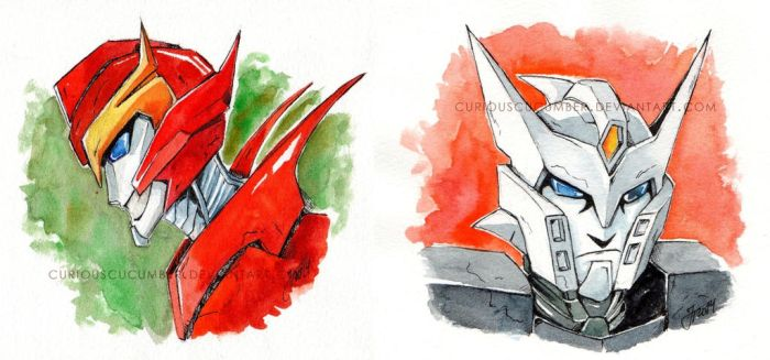 MTMTE headshotset 1 by CuriousCucumber
