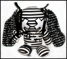 Emo Plush by Wakki