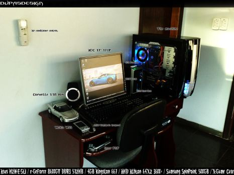 My PC by Dupas02Designer