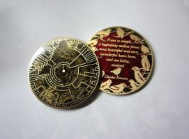 Tree of Life coin 2 by sandara