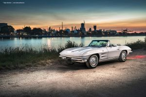 1964 C2 Sting Ray Convertible - Shot 17 by AmericanMuscle