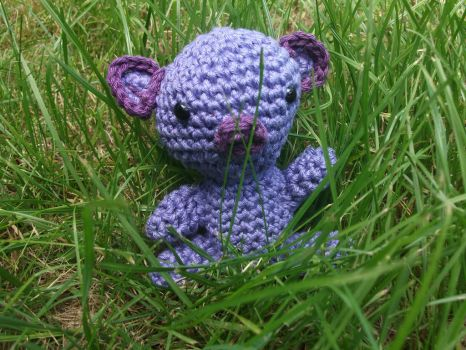 Purple Koala by Mister--P