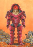 Lord of the Krogan by LHS3020b