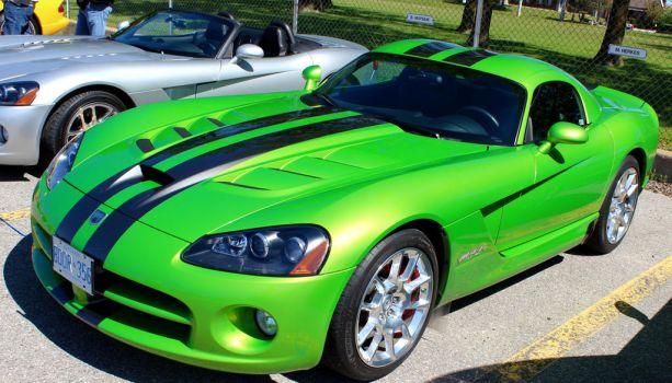 Viper SRT 10 by boogster11