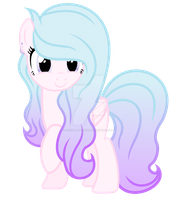 Lavender Ice {CLOSED} by 101xSplattyx101