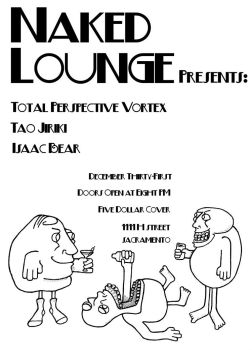 New Years Show Flyer by Antidromic