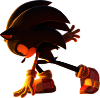 Epic Sonic by mateus2014