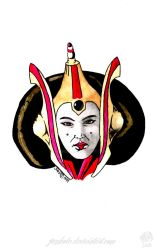 Queen Amidala by JUMBOLA