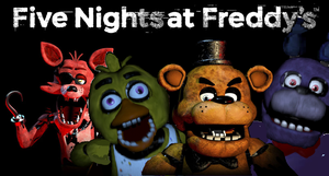 Five Nights at Freddy's 1 by Will220