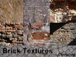 Stones and Bricks tex pack by Comacold-stock