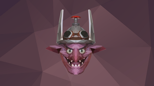 Timbersaw Dota 2 Low Poly Art by giftmones