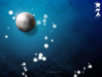Moon Perl Background by JustGage