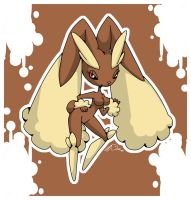 Lopunny Chocolate